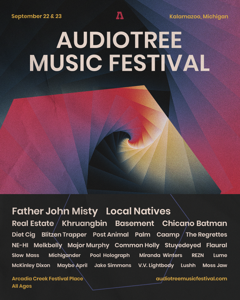 Audiotree Music Festival | Pitch Perfect PR